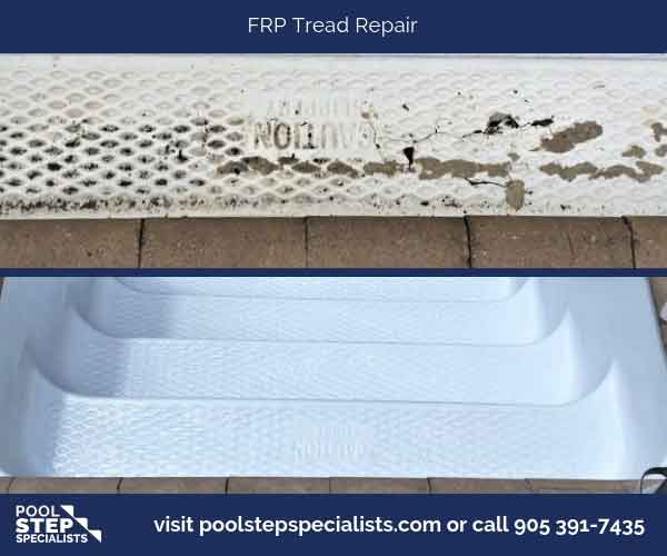 FRP Tread Repair